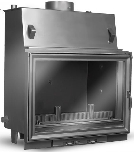 Estufa modelo W6 13,8kW